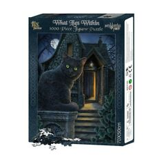 NEW! Nemesis Now What Lies Within 1000 piece fantasy jigsaw puzzle B3683J7