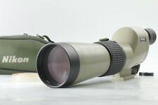 【ASIS】 Nikon D=60 P Fieldscope Spotting Scope & 20x Eyepiece from Japan #735