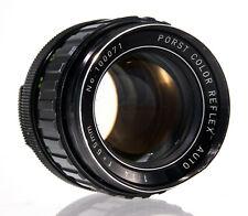 Porst Color Reflex Auto 1:1.4 f=55mm Objektiv lens - 33829