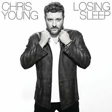 CHRIS YOUNG LOSING SLEEP CD (Released 20th October 2017)