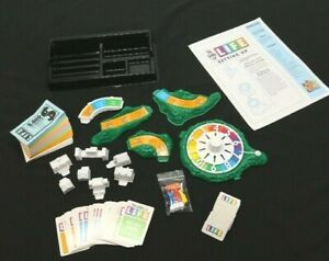 Game of LIFE Pieces Parts Replacements Hasbro 1999 Board Game