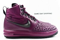 Nike Lunar Force 1 Duckboot '17 (Mens Size 10) Shoes 916682 601 Bordeaux LF1