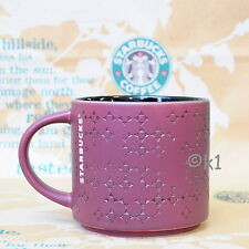 Details zu  Starbucks® Ltd Mug Plum Stacking 14 oz 414 ml Tasse Becher Cup Lila