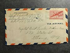 Apo 447 Goppingen, Germany 1945 Wwii Army Cover 925th Fa Bn
