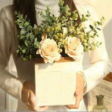 Fake DIY Artificial Flowers Accessory Plants Wedding Decorative Rose Flower DS