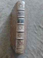 BUFFON.HISTOIRE NATURELLE DES OISEAUX. IMPRIMERIE ROYALE.1772. T.3. 9 Planches