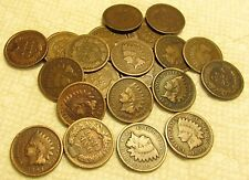 1/2 Roll Of 1894 Indian Head Cents From Penny Collection