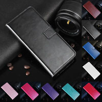Flip Wallet Leather Case Cover For Sony Xperia Z1 Z2 Z3 Z5 L1 L2 XA1 XZ1 XZ2 XZ3