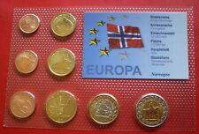 Euro-Proben Norwegen 2004 st im Blister