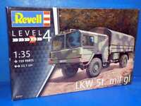 Revell 1/35 03257 LKW 5t. mil gl (4x4 Truck) - Model Kit