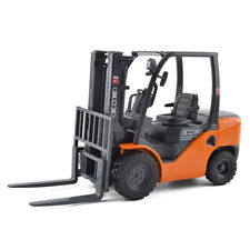KDW 1:20 Scale Diecast Forklift Truck Construction Vehicle Cars Model Toys