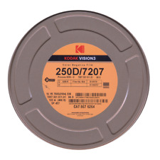 Kodak V3 16mm Vision3 400ft (122m) 250D/7207 Official Reseller UK Based
