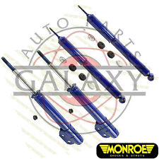 Monroe Brand New Complete Front Struts & Rear Shocks Ford Mustang 1994-2004