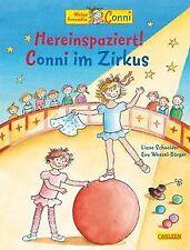 Conni-Bilderbücher: Hereinspaziert! Conni im Zirkus von ...   Buch   Zustand gut