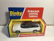 Dinky 123 Princess 2200HL Saloon Car within its original Box 1978 Very Near Mint