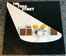 FREE The Free Story 2LP BLUES ROCK Germany Island Records 25058 XCT EX/NM 1974