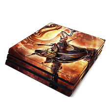 Skin Decal Cover Sticker for Sony PS4 Pro - Mortal Kombat