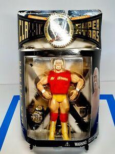JAKKS WWE Classic Superstars Series 8 HULK HOGAN HULKAMANIA