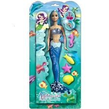 STUNNING Little Mermaid Dolls Princesses With Sea Animals Girls Special Ty118
