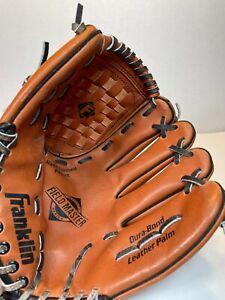 Franklin 4661C Field Master 11.5in Softball Baseball Glove RHT Deer Touch