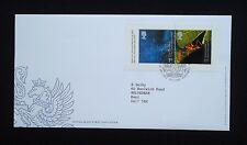 STAMPS. 2000. FIRST DAY COVER. MILLENNIUM PROJECTS `SPECIAL EDITION`