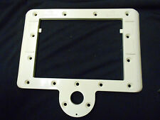 Embassy Skimmer Faceplate/Almond/Beige #340-1274/Can be used on Doughboy skimmer