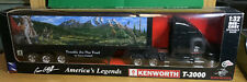 Kenworth T-2000 Trouble On The Trail By Trevor Ekhoff Winchester 1:32  New Ray