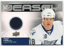 Adam Hall 10-11 Upper Deck 1 UD Game Jersey Game Used Jersey