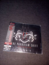 KORN Paradigm Shift: World Tour JAPAN 2 CD OBI SEALED