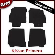 NISSAN PRIMERA 2003 2004 2005 2006 2007...2012 Tailored Carpet Car Mats GREY