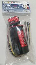 5-2-1 Compressor Saver CSRU3 Hard Start Capacitor For 4-5 Tons,New,Heavy Duty