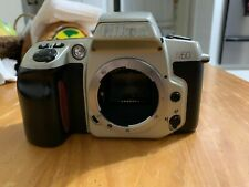 Nikon N60 35mm autofocus SLR BODY ONLY, tested & working, excellent condition!