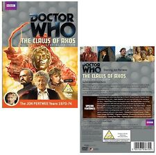 DR WHO 057 THE CLAWS OF AXOS (Special Edition) TV Doctor Jon Pertwee NEW DVD UK