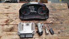 VW JETTA  MK3 1.9 TDI BXE ENGINE CONTROL UNIT ECU SET 03G906021KH