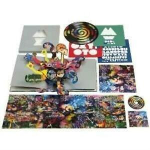 Coldplay: Mylo Xyloto (CD LP Delux box) ~LP vinyl *SEALED*~