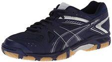 ASICS Women's Gel 1150V Volley Ball Shoe,Navy/Navy/Silver,9 M US