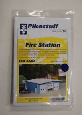 HO Scale Pikestuff 541-0019 * Fire Station kit