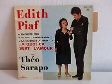 EDITH PIAF / THEO SARAPO A quoi ca sert l amour ESRF1361