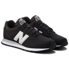 NEW BALANCE 500, Sneakers Lifestyle Uomo, Black/Grey Casual Man, Scarpe Sportive