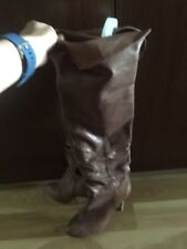 Wedge Party Over Knee Boots for Women