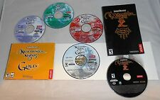 Atari BioWare Neverwinter Nights Gold Role-Playing Game Windows PC CD-ROM (2003)