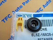 Ford Escape Mercury Mariner Yellow Hood Support Prop Rod Clip w Retainer 2001-12