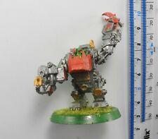 MEGA ARMOUR ORK Metal Space Orks Army Meganob Armor Painted Warhammer 40K PF2
