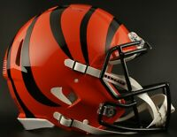 CINCINNATI BENGALS NFL Riddell SPEED Full Size Replica Football Helmet