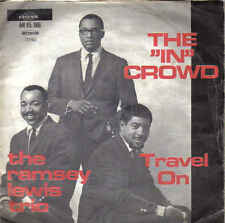 The Ramses Lewis TRio-The In Crowd vinyl single
