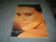 Hilary Duff-(dignity)-1 Poster-11X17-Nmint-Rare