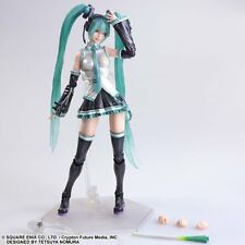 Hatsune Miku Testuya Play Arts by Square Enix