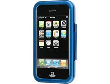 Blue Hard Metal Aluminum Case For Apple iPhone 3G S