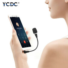 3.5mm Jack Flexible Gooseneck Mini Microphone For Tablet PC Skype Yahoo VoIP 57