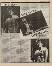 Bruce Springsteen Interview/article 1980